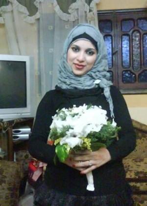 Обнаженный фотосет египтянки не профессионалки