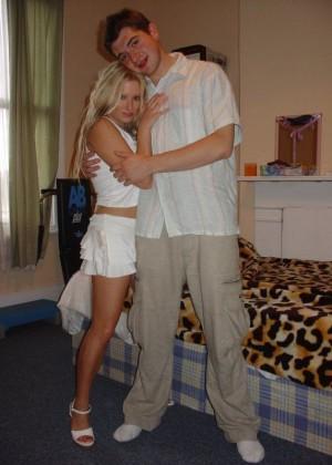 Стейси и Тед, влюбленная парочка из Калифорнии