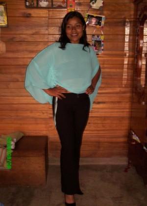 Перуанка всегда готова потрахаться за наличные