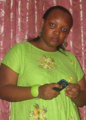 Пухлая Сэлли из Уганды