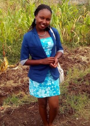 24-летняя девушка из Того