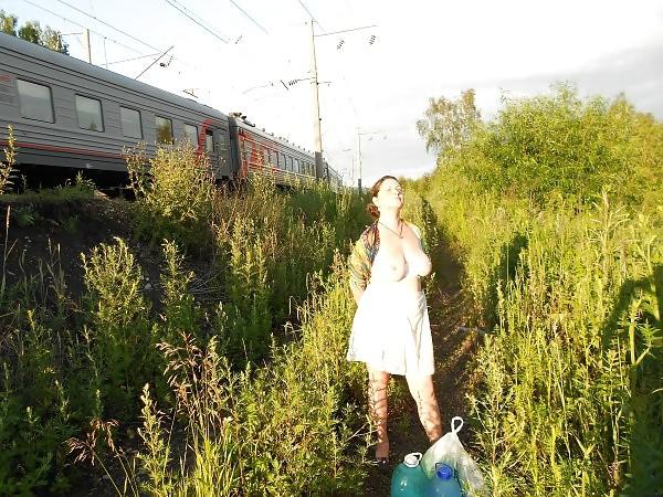 Частное фото русских жен - компиляция 7