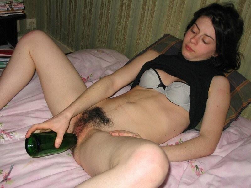 пьяная небритая секс