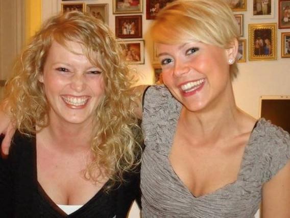 Порно фото симпатичной блондинки Эллы из Германии