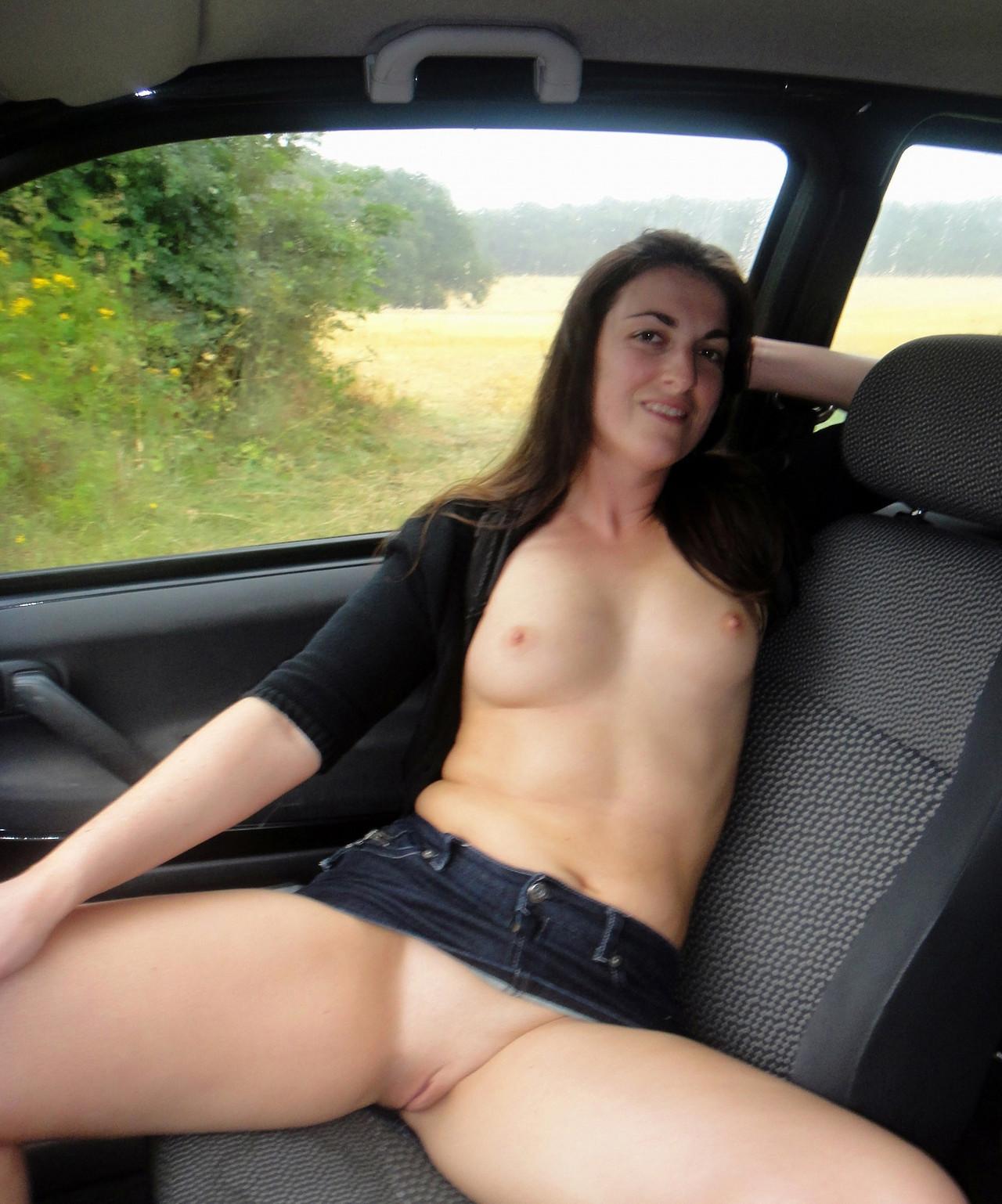 Milf In My Car