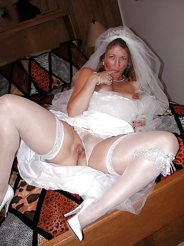 Развратные пухлые невесты порно фото