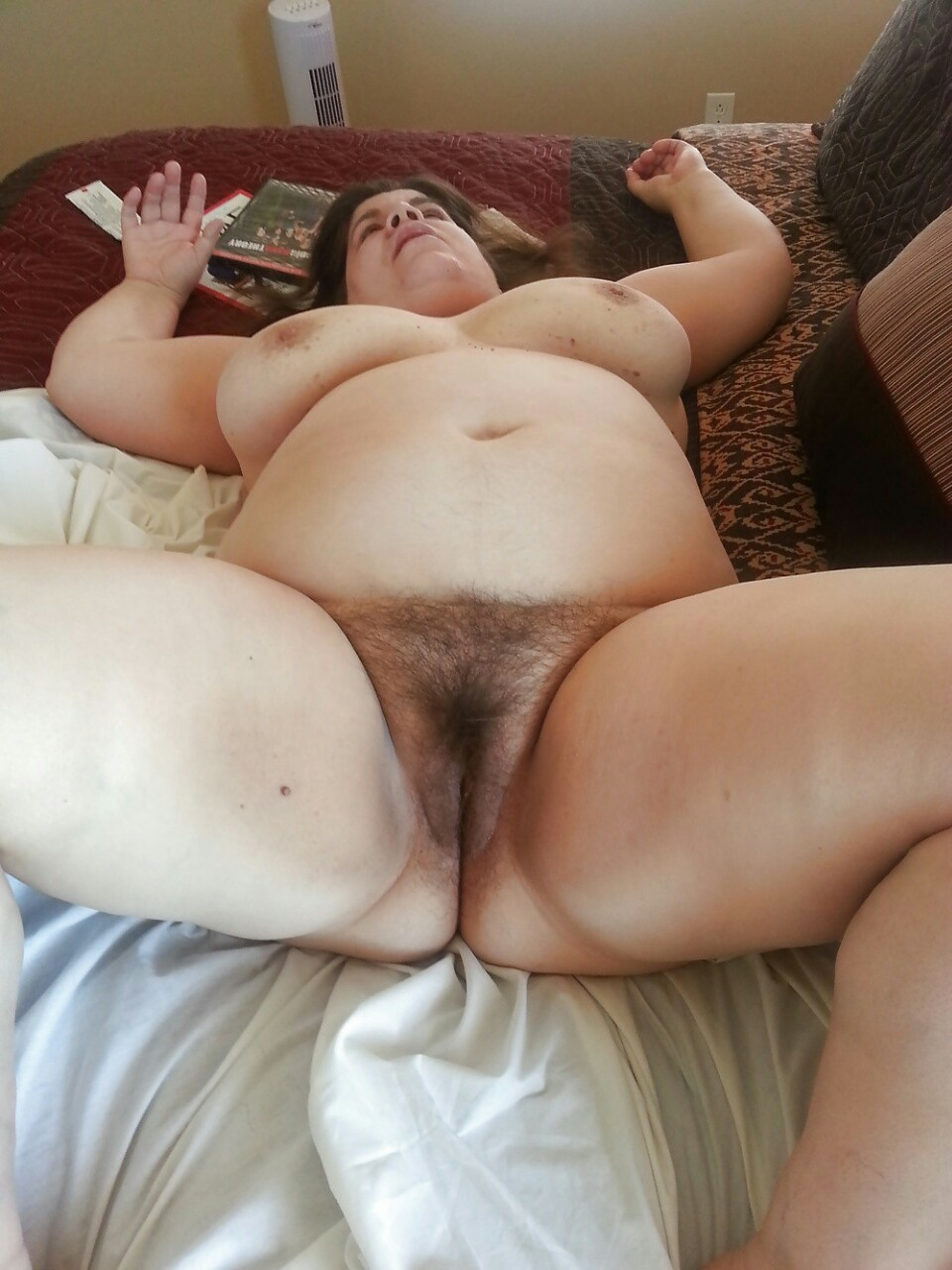 I want a fat hairy pussy — 7