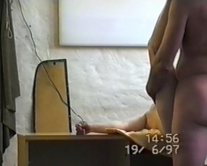Секс на работе пожилой пары
