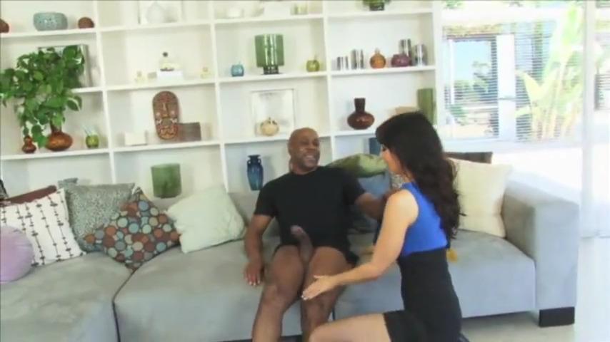 Diana Prince и Giselle Leon делают приятно себе и черному мужчине