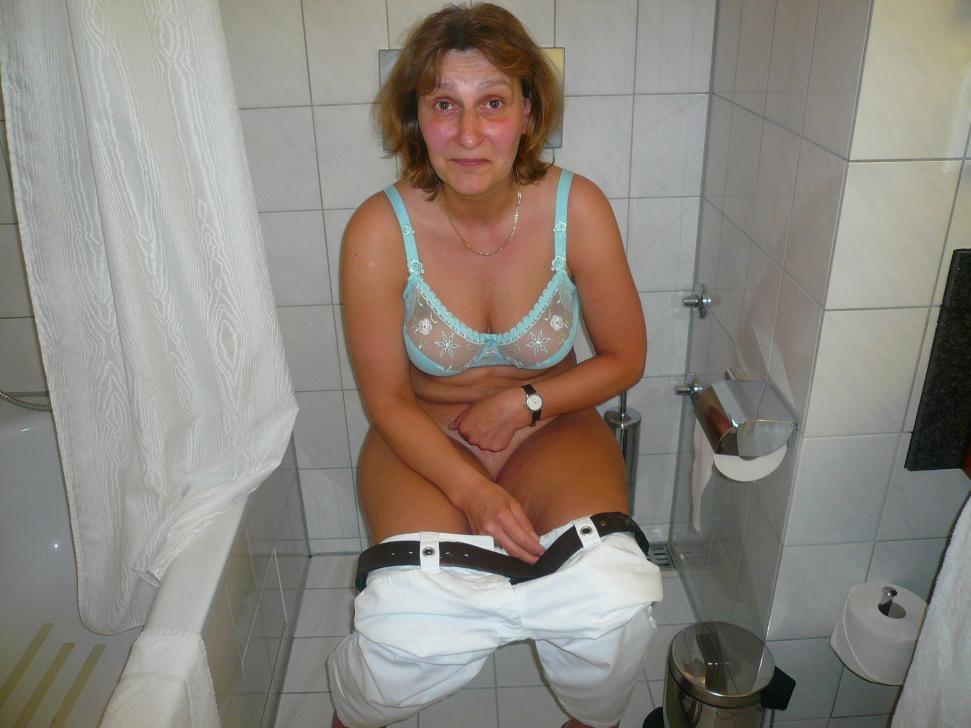 женский туалет только зрелые маленькие