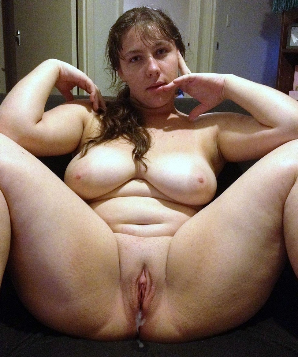 Thick naked milf