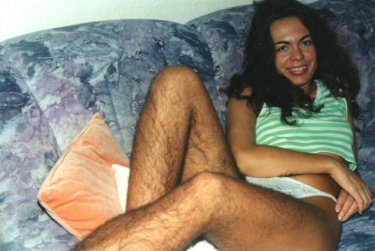 Волосатые ноги - компиляция 14