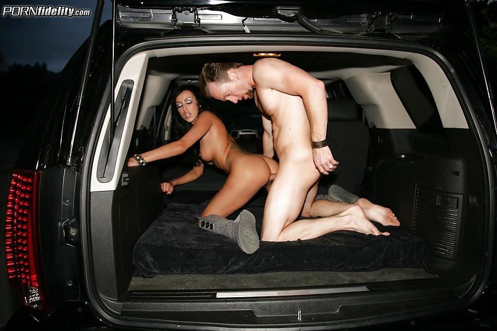 Порно Авто Ночью